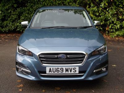 Subaru Levorg 2.0i GT 5dr Lineartronic Estate Petrol Grey at Constitution Motors  Norwich