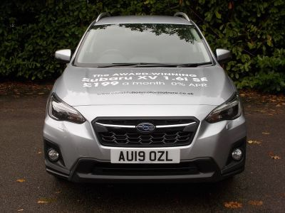 Subaru XV 1.6i SE 5dr Lineartronic Hatchback Petrol Silver at Constitution Motors  Norwich