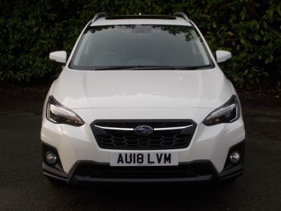 Subaru XV 1.6i SE Premium 5dr Lineartronic Hatchback Petrol White at Constitution Motors  Norwich