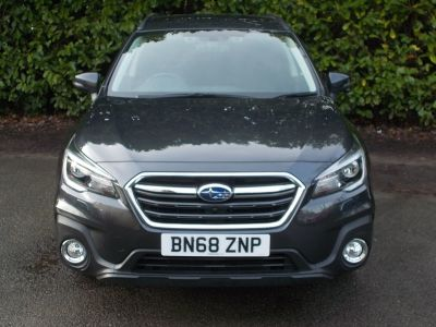 Subaru Outback 2.5i SE 5dr Lineartronic Estate Petrol Grey at Constitution Motors  Norwich